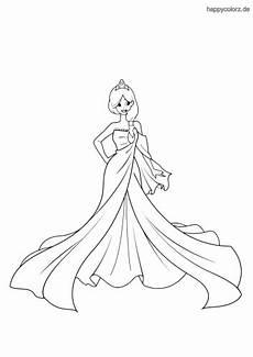 Ausmalbild Prinzessin Kleid Prinzessin Malvorlage Kostenlos 187 Prinzessinnen Ausmalbilder