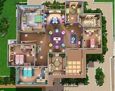 sims 3 modern house floor plans sims house plans mansion community house plans 19739