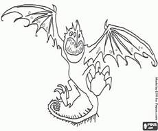 a beautiful deadly nader coloring page printable