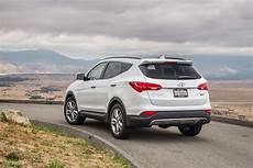 2015 Hyundai Santa Fe Sport Reviews And Rating Motor Trend