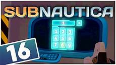 subnautica ep 16 access codes let s play