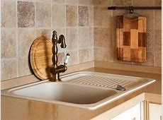 Travertine Backsplashes: Pictures, Ideas & Tips From HGTV