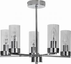 argos home wallis 5 light glass ceiling light chrome 3143579 argos price tracker