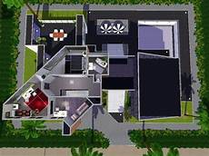 sims 3 modern house floor plans best of modern house floor plans sims 3 new home plans