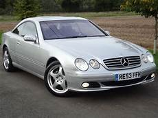 mercedes cl 500 used mercedes cl500 cl 500 immaculate car pristine
