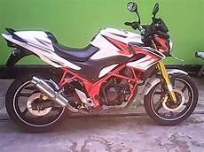 Modifikasi Tirev by Modifikasi Honda Streetfire Ala Hosic Dasar Otomotif