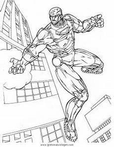Ironman Malvorlagen Gratis Iron 03 Gratis Malvorlage In Comic Trickfilmfiguren