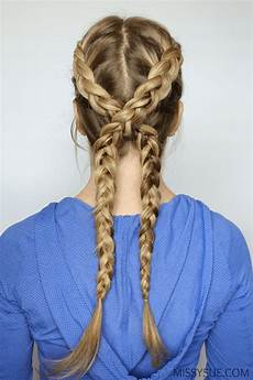 Sporty Hairstyles For