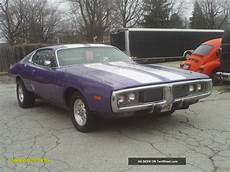 1973 dodge charger muscle car custom paint