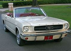 1965 Ford Mustang Convertible  Project Cars For Sale