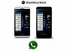 whatsup10 a new whatsapp client for blackberry 10 from