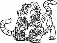 baby tiger drawing at getdrawings free