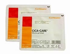 com cica care silicone gel sheeting 12cm 15cm scar reducing treatments
