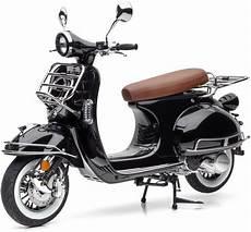 motors motorroller 187 retro 69 171 125 ccm 82 km h