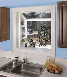 Kitchen Bay Window Plants by How To Decorate Garden Windows For Kitchens So That The