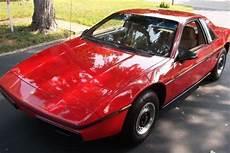manual repair free 1985 pontiac fiero parking system buy used 1986 pontiac fiero 4 speed manual in brighton michigan united states for us 2 950 00