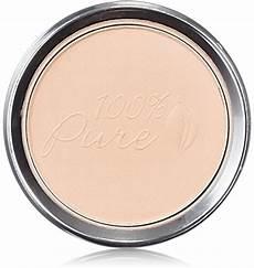 100 healthy flawless skin foundation powder spf 20