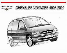 manual repair free 2000 chrysler voyager auto manual chrysler voyager 1996 2000 workshop repair manual download manual