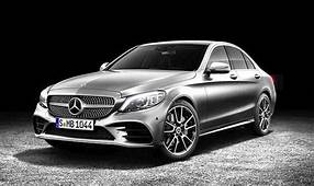 Mercedes C Class 2018 Saloon And Estate Cars REVEALED