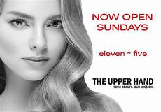 houston hair salons open sunday the upper