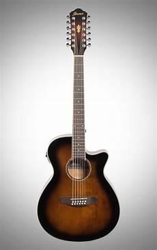 Ibanez Aeg1812ii Acoustic Electric Guitar 12 String