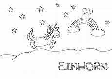 Einhorn Ausmalbild Geburtstag Printable Malvorlage Einhorn F 252 R Kleine Prinzessinnen