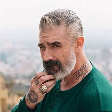 40 men hairstyles for gray silver hair men hairstyles
