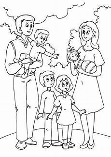 Schule Und Familie Ausmalbilder Pferde Ausmalbilder Familie Zum Ausdrucken