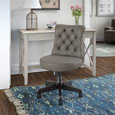 bush home office furniture bush furniture key west 48w writing desk with mid back