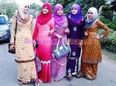 Malaysian Hijabers Cara Memakai Jilbab