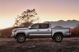 2019 Chicago Auto Show – First Look 2020 Toyota Tacoma