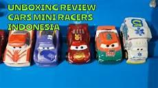 Lightning Mcqueen Malvorlagen Indonesia Unboxing Cars Mini Racers Metallic Lightning Mcqueen