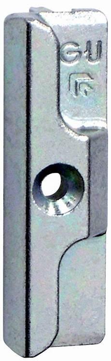 gache de galet fenetre pvc quincaillerie gache pvc rehau optima titanium platinium aralya ferco