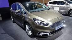 ford s max 2018 2017 ford s max vignale exterior and interior auto