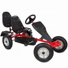 go kart 2 sitzer go kart pedal 2 seater ride on car rubber tires ebay