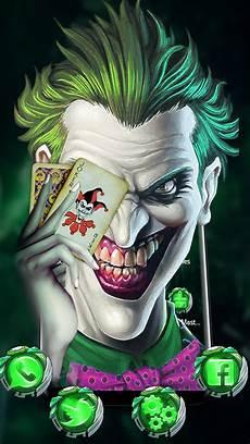 Tema Psiko Joker Keren For Android Apk