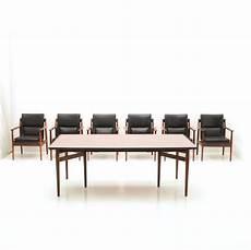 Esstisch 6 Stühle - arne vodder palisander esstisch mit 6 esstischst 252 hlen