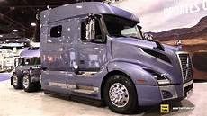 2020 volvo big truck 2018 volvo vnl 740 mid roof haul sleeper truck