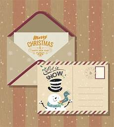 traditional postcard template vector for free about 6 435 vector