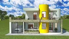 garage 2 niveles dise 241 os planos de una casa moderna de dos pisos con garaje