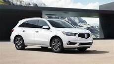 acura mdx earns top safety rating