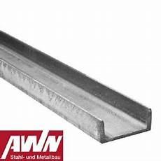 U Profil Stahl - 1m 5m unp 160mm u profil u eisen u stahl u tr 228 ger stahl ebay