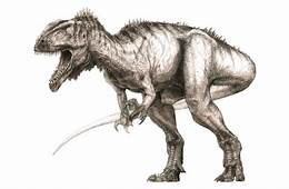 Eocarcharia  Dinosaur Wiki FANDOM Powered By Wikia