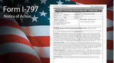 what is the i 797 form immigration learning center