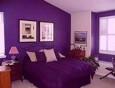 Purple Colors For Bedrooms 21 bedroom paint ideas with different colors interior