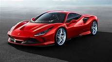 the ferrari f8 tributo is the most powerful v8 car its