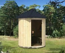 Saunahaus Im Garten - finntherm saunatonne lucas eine sauna f 252 r den garten