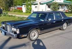 books on how cars work 1988 lincoln town car auto manual 1988 lincoln town car in tweed ontario stock number c143045l