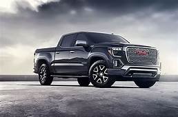 New 2019 GMC Sierra 1500 Gets Carbon Fiber Bed And A Wacky