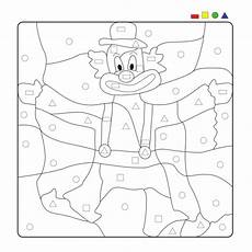clown symbolspiel kindergartenkram